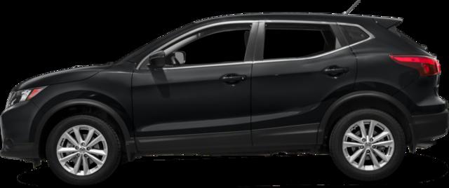2017 Nissan Qashqai SUV SV