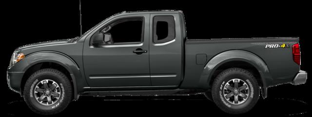 2017 Nissan Frontier Truck PRO-4X