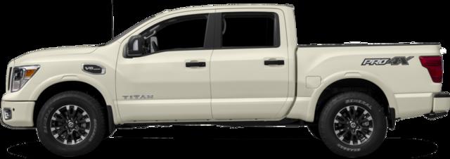 2017 Nissan Titan Truck PRO-4X