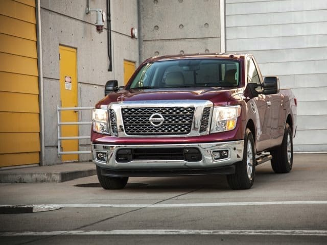 2017 Nissan Titan Truck