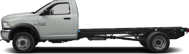 2017 Ram 5500 Chassis Camion ST/SLT