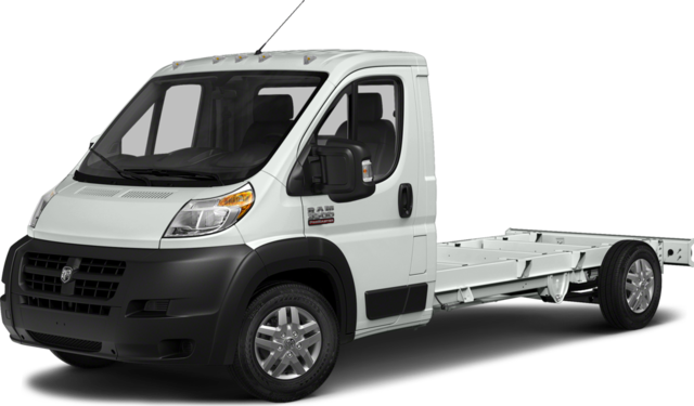 2017 Ram ProMaster 3500 Cutaway Truck Low Roof