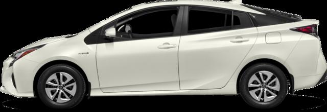 2017 Toyota Prius Hatchback Technologie