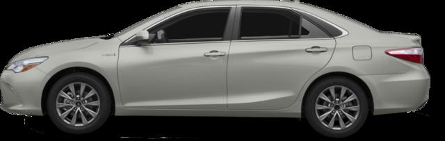 2017 Toyota Camry Hybrid Sedan LE