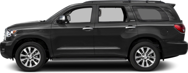 2017 Toyota Sequoia VUS Limited V8 5,7 L