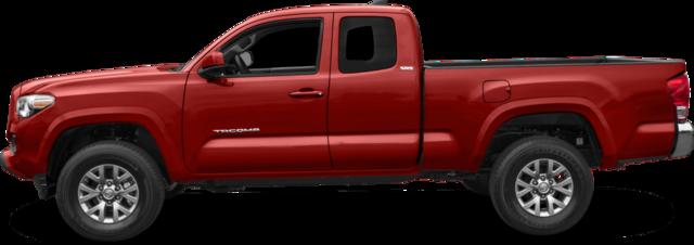 2017 Toyota Tacoma Camion SR5