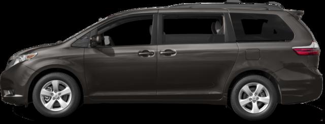 2017 Toyota Sienna Van LE 7 Passenger