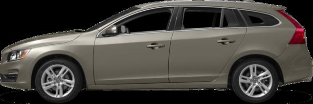 2017 Volvo V60 Wagon T6 Drive-E Premier