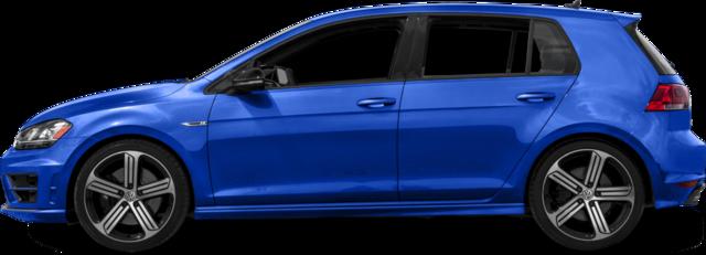 2017 Volkswagen Golf R Hatchback 2.0 TSI