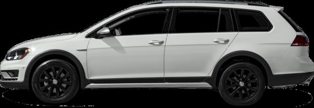2017 Volkswagen Golf Alltrack Wagon 1.8 TSI