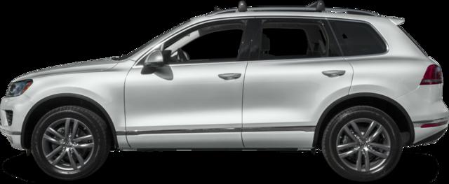 2017 Volkswagen Touareg SUV 3.6L Wolfsburg Edition (A8)