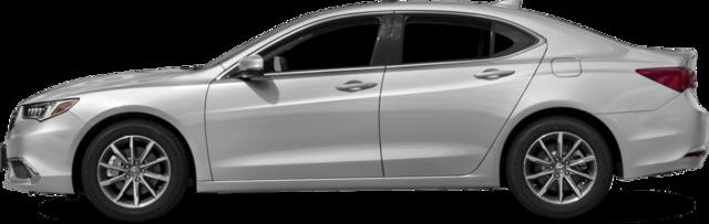 2018 Acura TLX Sedan Tech