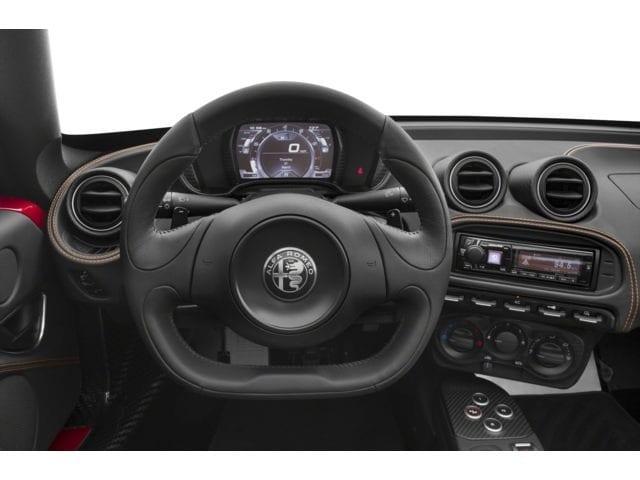 2018 Alfa Romeo 4C Spider Convertible