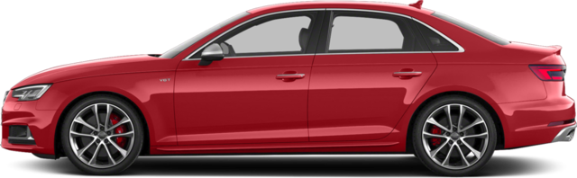 2018 Audi S4 Sedan 3.0T Progressiv