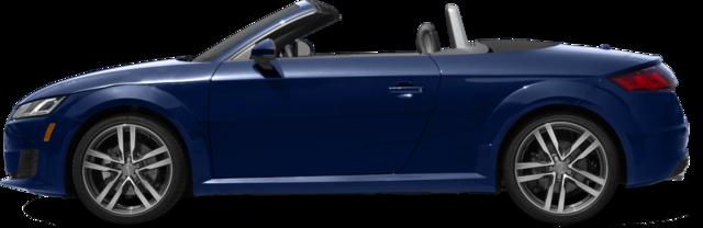 2018 Audi TT Cabriolet 2.0T