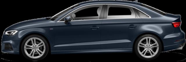 2018 Audi A3 Sedan 2.0T Komfort