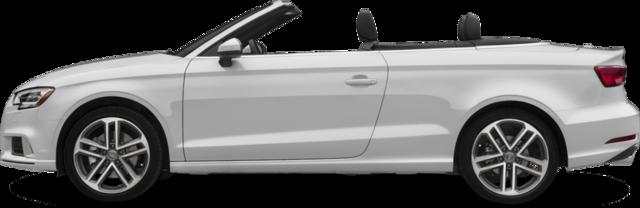 2018 Audi A3 Convertible 2.0T Komfort
