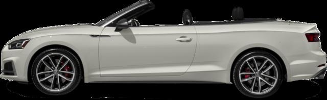 2018 Audi S5 Convertible 3.0T Progressiv