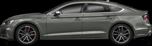 2018 Audi S5 Sportback 3.0T Progressiv