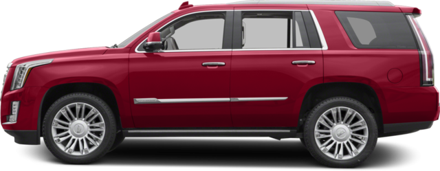 2018 CADILLAC Escalade SUV Platinum