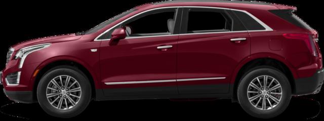 2018 CADILLAC XT5 VUS Luxe Premium