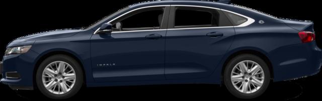 2018 Chevrolet Impala Sedan LS 1LS