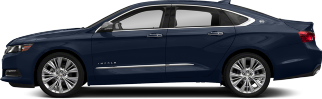 2018 Chevrolet Impala Sedan Premier 2LZ