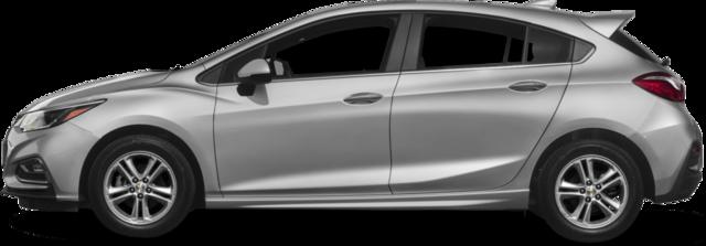2018 Chevrolet Cruze Hatchback LT manuelle