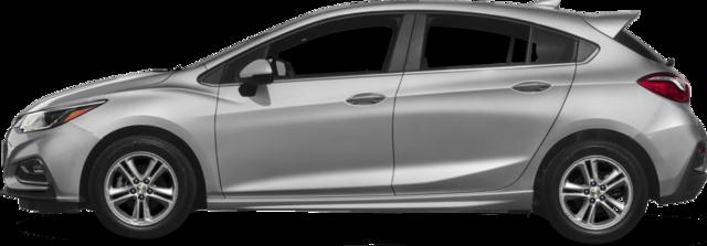 2018 Chevrolet Cruze Hatchback LT diesel BA