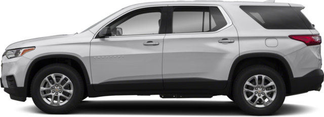 2018 Chevrolet Traverse SUV LS w/1FL