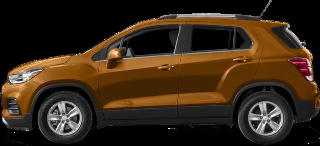 2018 Chevrolet Trax VUS LT