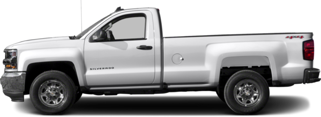 2018 Chevrolet Silverado 1500 Truck LS