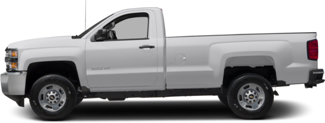2018 Chevrolet Silverado 2500HD Truck LT