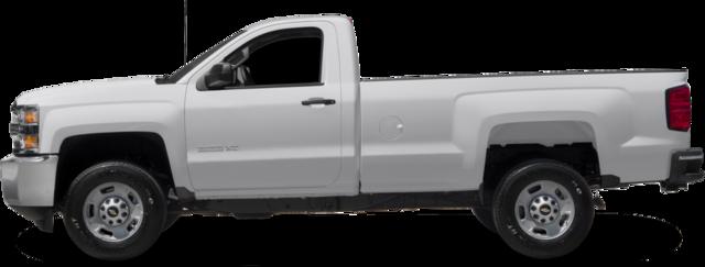 2018 Chevrolet Silverado 3500HD Truck LT
