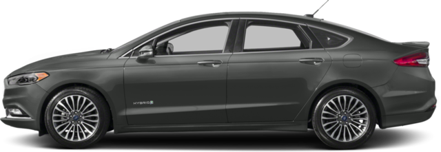 2018 Ford Fusion Hybrid Sedan Titanium
