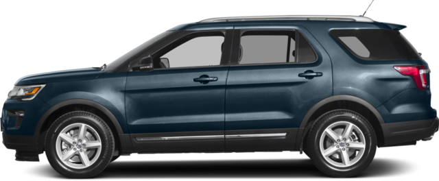 2018 Ford Explorer SUV XLT