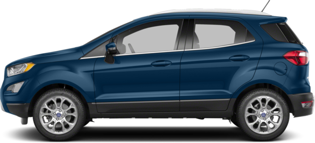 2018 Ford EcoSport SUV SE