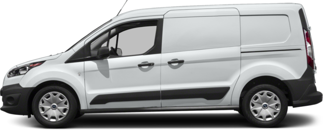 2018 Ford Transit Connect Van XL w/Single Sliding Door & Rear Liftgate