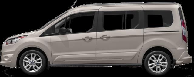 2018 Ford Transit Connect Wagon XL avec hayon relevable à l'arrière