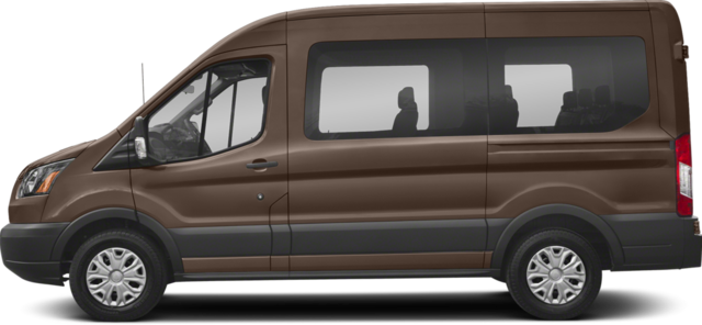 2018 Ford Transit-150 Wagon XL w/60/40 Pass-Side Cargo Doors