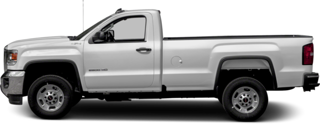 2018 GMC Sierra 2500HD Camion de base