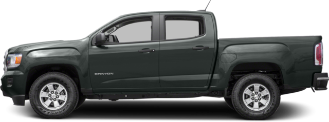 2018 GMC Canyon Camion de base