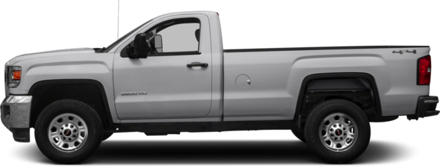 2018 GMC Sierra 3500HD Camion de base