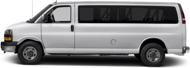 2018 GMC Savana 3500 Fourgon LS