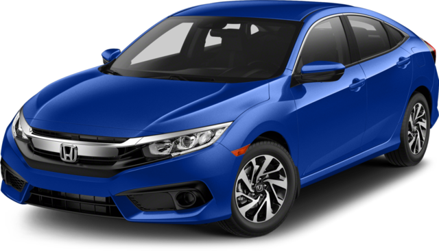 2018 Honda Civic Berline SE