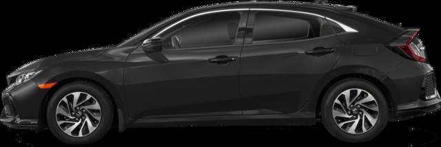 2018 Honda Civic Hatchback LX avec Honda Sensing