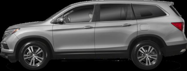 2018 Honda Pilot SUV EX-L w/NAVI