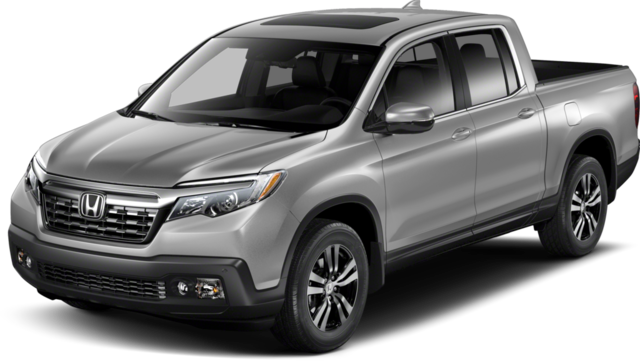 2018 Honda Ridgeline Camion EX-L