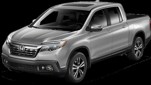 2018 Honda Ridgeline Truck EX-L