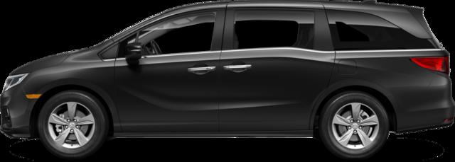2018 Honda Odyssey Van EX w/RES